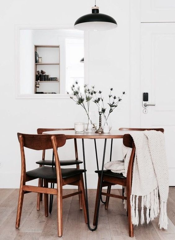 Amazing Inspirational Small Dining Room