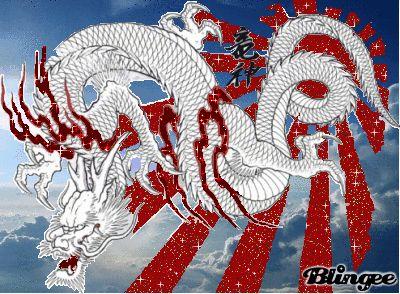 Blingee Dragons   Japanischer Drache