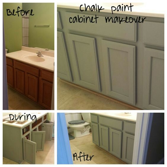 Kitchen Cabinet Makeover Ideas Paint: Chalk Paint Cabinets, Valspar Colors And Valspar On Pinterest