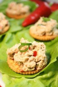 Thai Tuna Salad from @Danielle Turner