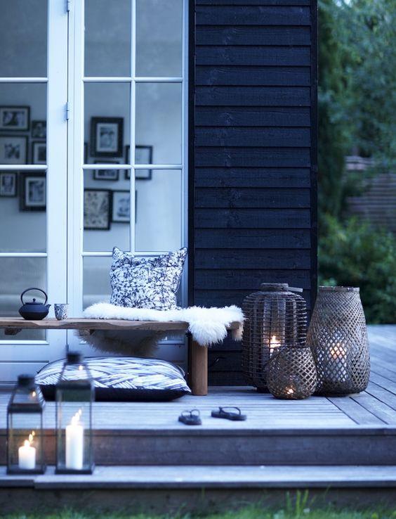 Tiden er ved at nærme sig for at åbne din terrasse og haven til ...