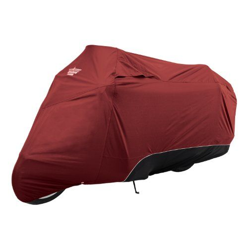 Ultragard 4 444ab Cranberry Black Touring Motorcycle Cover Motorcycle Cover Harley Davidson Store Black