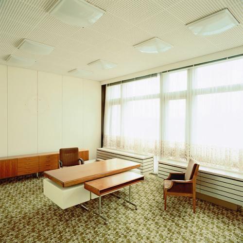 39 pr sidentenplatz 39 office in the former palast der republik berlin east german living. Black Bedroom Furniture Sets. Home Design Ideas