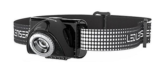 Led Lenser Led Lenser Lampe Frontale Seo 7r Noir Box 6007 Rb