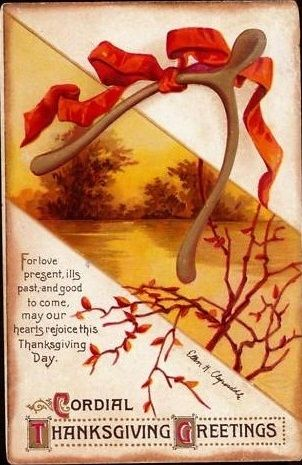 vintage Thanksgiving images