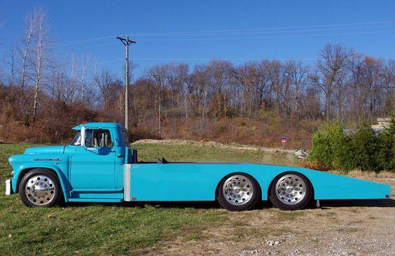1956 Chevy Ramp Truck