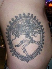 Hindu Tattoos - Seite 7 - Tattooimages.biz