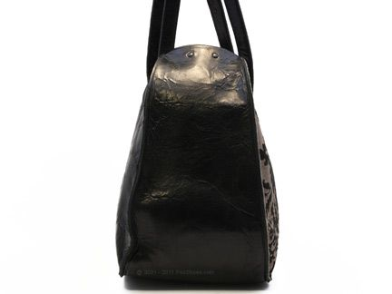 Cydwoq Victorian Olive Bag in Black / Grey : Ped Shoes - Order online or 866.700.SHOE (7463).