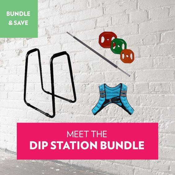 Dip Station Bundle