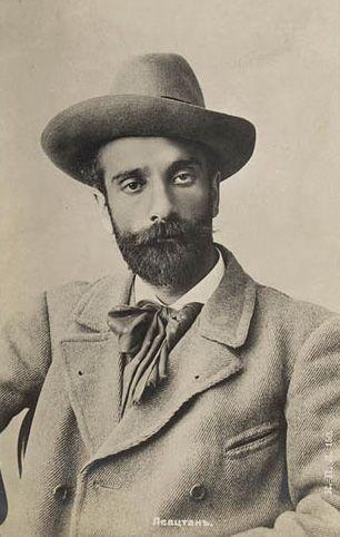 Isaac Levitan (1860-1900), Russian landscape painter: