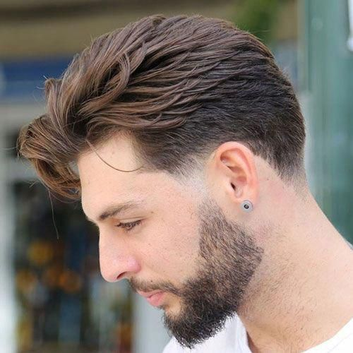 Mid Length Medium Mens Hairstyles Which Look Great Midlengthmediummenshairstyles Wavy Hair Men Hairstyles Haircuts Thick Hair Styles