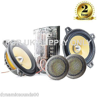 focal 100krs 10cm 4 2 way component car audio speakers kit 100 focal 100krs 10cm 4 2 way component car audio speakers kit