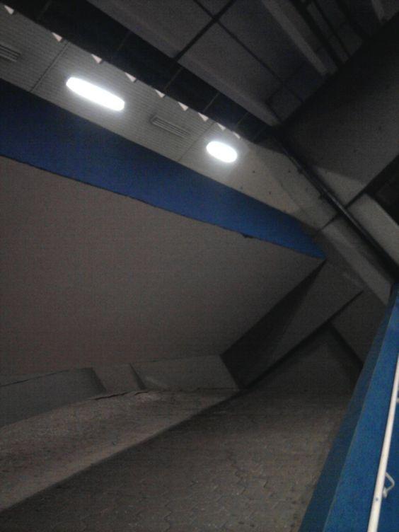 Padrões Rodoviários - Rampas e luzes