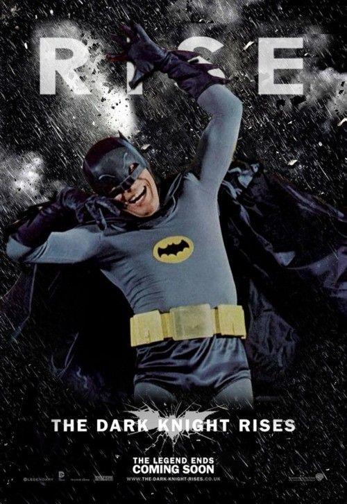 The Dark Knight Rises: