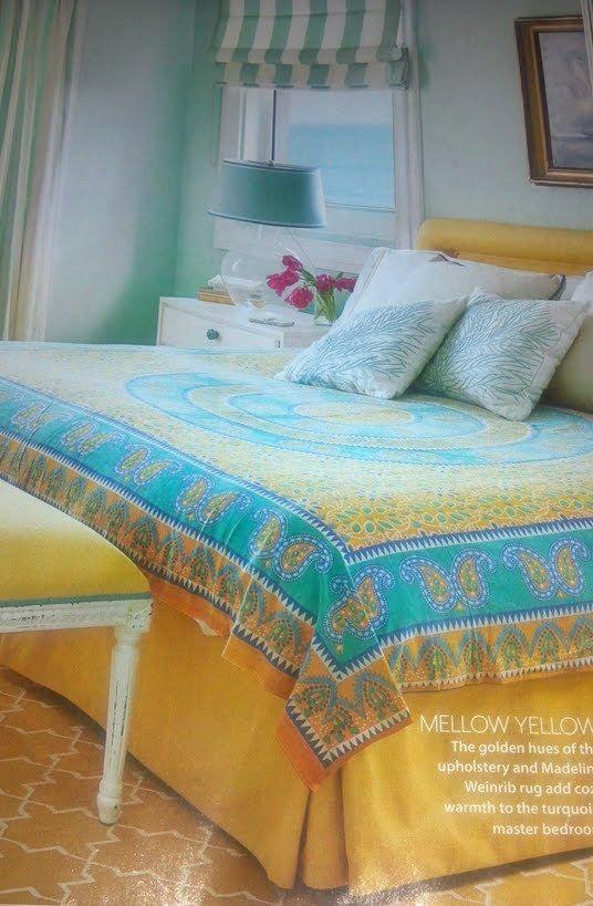 Seaside Style: Ocean Blue