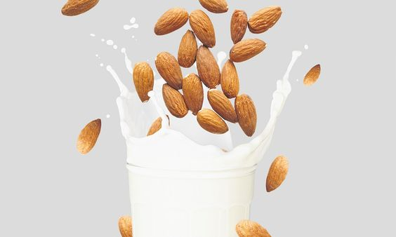 Almond milk: quite good for you – very bad for the planet | Life and style | The Guardian
