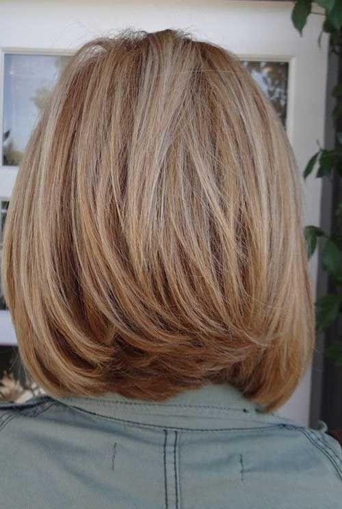 Marvelous Medium Bob Haircuts 2014 2015 Brassy Hair Hair Styles Medium Natural Hairstyles Runnerswayorg
