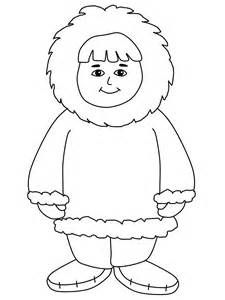 igloo coloring pages teachers - photo#36