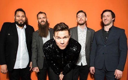 Dance Gavin Dance Animals As Leaders And Veil Of Maya Announce 2020 Tour Dance Gavin Dance Dance American Tours
