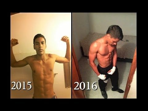 mi historia de 1 año de Transformación Calistenia. (Bar Brother Colombia) motivación - YouTube