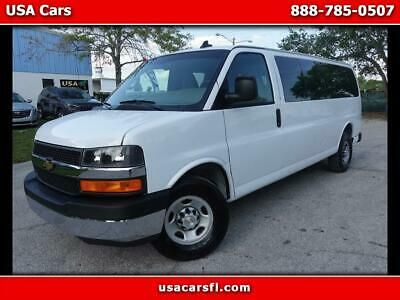 Ebay Advertisement 2018 Chevrolet Express Rwd 3500 155 Lt 2018 Chevrolet Express Passenger Rwd 3500 155 Lt 16300 Mile Chevrolet Vehicle Shipping Cool Suits