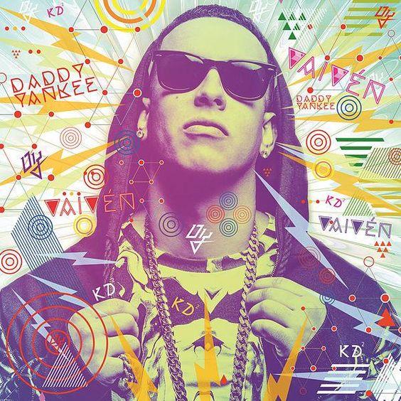 Daddy Yankee – Shaky Shaky (single cover art)