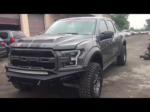Ford F 150 Raptor Shelby Baja Youtube Voiture