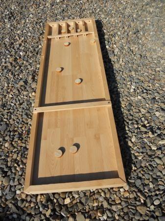 Nos grands jeux traditionnels en bois