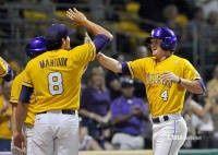 Mikie Mahtook LSU Baseball!