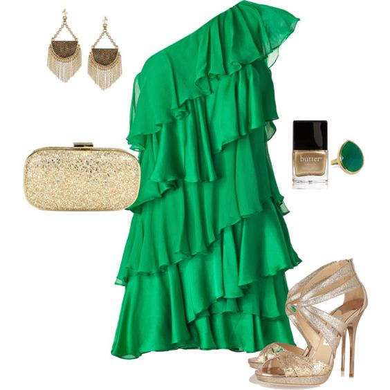 Love this dress, but it would be better in another color. The green in pretty for someone else, but I don't like green on me.