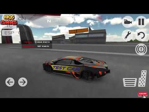 Extreme Car Driving Simulator Car Racing Games 2019 Sports Cars Car Racing