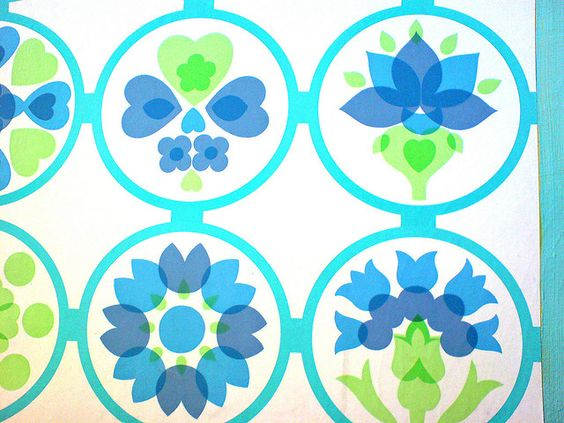70s wallpaper by atomicShed, via Flickr