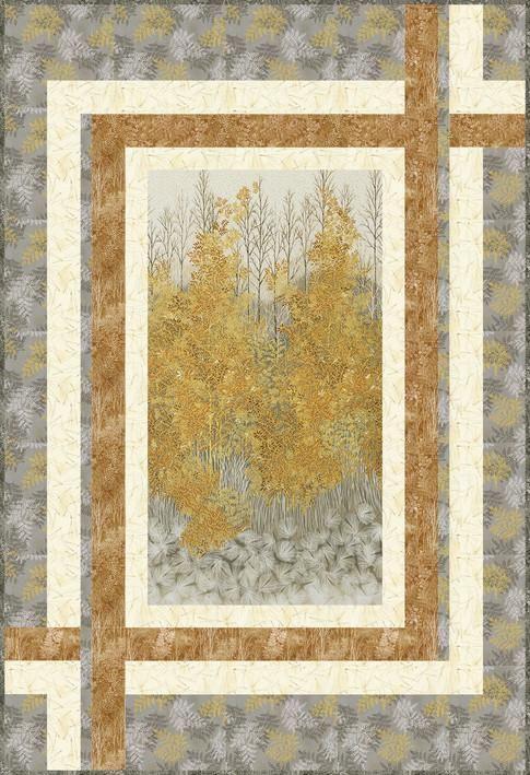 Aurora   Free Pattern Download | Panel quilt patterns, Quilt