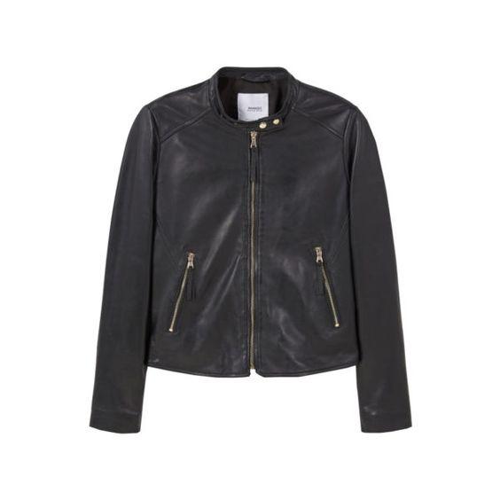 Mango Best Leather Jackets