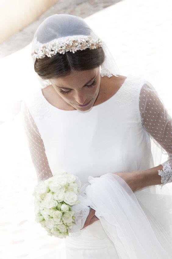 Vestidos de novia de Isabel Núñez | Organización de Bodas