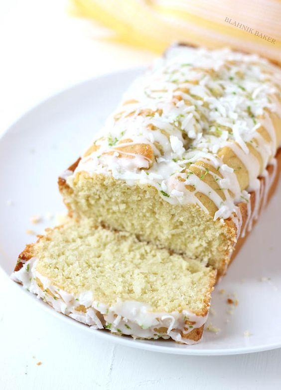 Coconut-Lime Bread Recipe