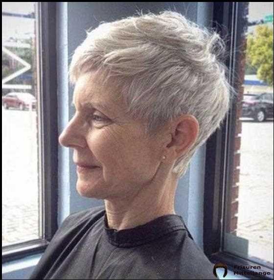 Kurzhaarfrisuren Fur Altere Frauen Mit Dunnem Haar 2019 2020 In 2020 Haarschnitt Kurz Bob Frisur Kurzhaarfrisuren Fur Altere Frauen