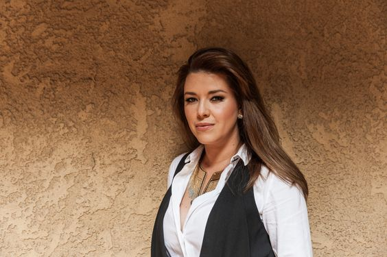 Alicia Machado says she's suffered psychological damage from Trump's verbal abuse.: