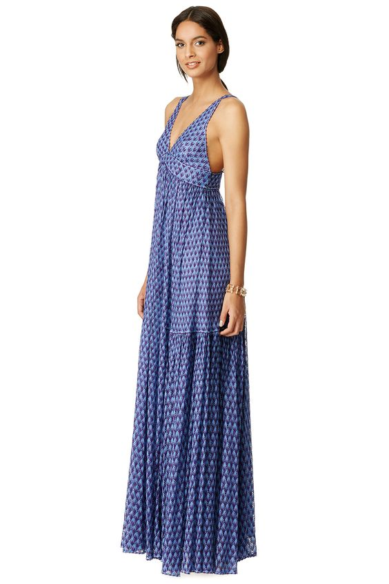 Italian Spin Dress by Missoni