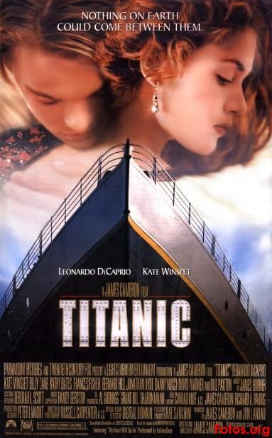 Titanic is a remarkable and unforgettable movie. It won 11 Oscars and it's among the most successful movies of all times. My favorite scene is when the Old Rose dropped the diamond into the ocean.