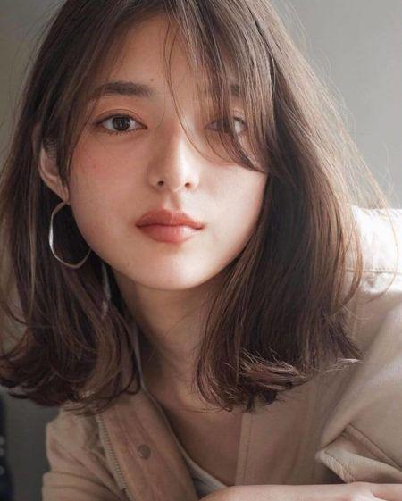 40代髪型 おすすめ ミディアム ヘアカタログ20選 2020