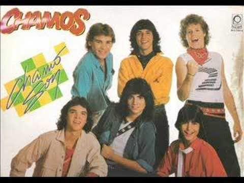 Bandas Juveniles Que Desmayaron A Más De Una Chama En Los 80s Y Retro Grupo De Musica Chayanne