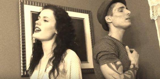 Le COVER du jour - Patricia Bernier et Kevin Bazinet reprennent We Both Know de Colbie Caillat et Gavin DeGraw | HollywoodPQ.com