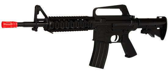 ASG Armalite M15-A1 Carbine FPS-338 Spring Airsoft Rifle