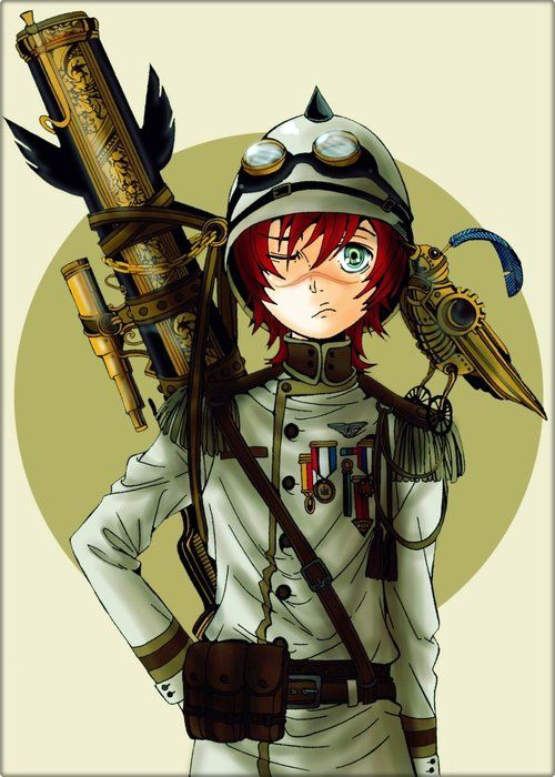 steam punk anime steampunk - photo #12
