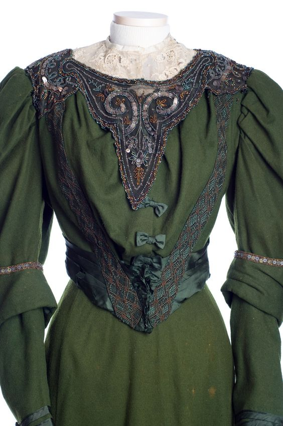 worn by Claudia Rhodes Dunbar in Spartanburg