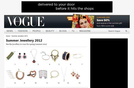 Vogue features JADA