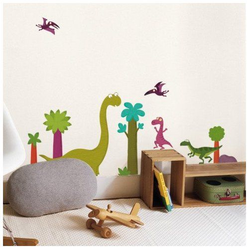 Dinosaurs wall decal 19 x 27 in: Everything Else