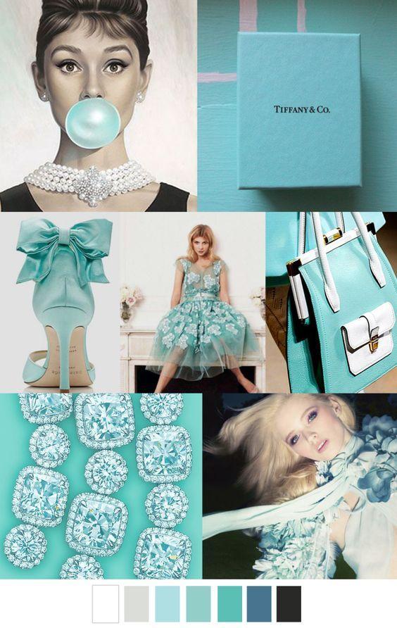 Tiffany weiß es schon lange! Trendfarbe Aquamarin (Farbpassnummer 20) Kerstin Tomancok Farb-, Typ-, Stil & Imageberatung