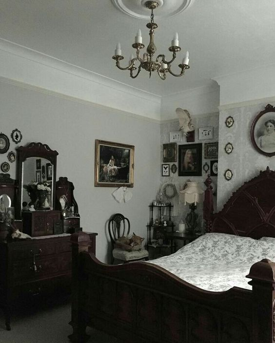 Victorian Bedroom, Bedrooms And Master Bedrooms On Pinterest